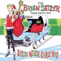 BRIAN SETZER - BOOGIE WOOGIE CHRISTMAS  CD  12 TRACKS WEIHNACHTS ROCK  NEU