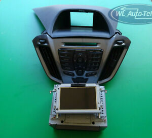 Ford Transit Custom Navigation Bildschirm Monitor Navi SET F1BT18B955DB