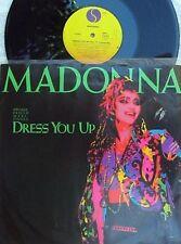 Madonna Dance & Electronica Vinyl Music Records