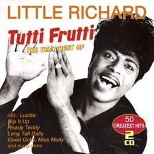 Little Richard-TUTTI FRUTTI-The Very Best of 2 CD NUOVO