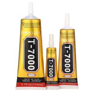 T7000 Mobile Phone Glue Adhesive Industrial Strength 15ml