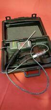 Bacharach Monoxor III Carbon Monoxide Detector with Case