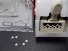 RARE Martha Stewart - Stunner DIAMOND STAR BORDER PUNCH - NEW BOX winter + more