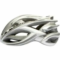 NEW CRATONI Bullet Road Bicycle Helmet L/XL (59-62cm) Pearlwhite-Silver Glossy