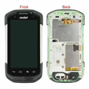 20PCS LCD with Touch Screen with Front Cover (Android version) for TC70 TC75