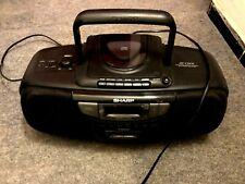 SHARP QT- CD 170 CD Radio Kassetten Recorder