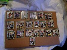2000 GREEN BAY PACKERS POLICE SET-Brett Favre,Ron Wolf,mike sherman,mckenzie,wis
