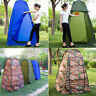 Portable Outdoor Pop Up Camping Privacy Shower Toilet Tent Changing Room Protect