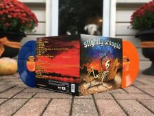 Closer to the Sun Slightly Stoopid Vinyl LP Orange and Blue Limited Edition