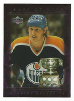 1999-00 Upper Deck Gretzky Exclusives #39 Wayne Gretzky Edmonton Oilers