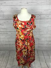 Women's Mothercare Maternity Summer Dress - Size Uk18 - Great Condition