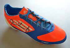 David Ginola Signed Football Boot Newcastle Soccer Autograph Memorabilia + COA