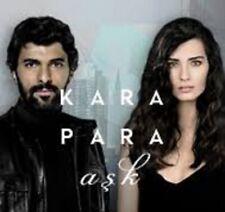 DINERO SUCIO ,TELENOVELA TURKA,42 DVD,KARA PARA ASK