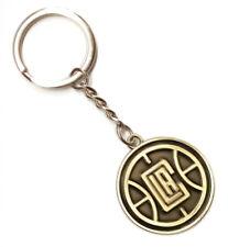 BASKETBALL NBA Los Angeles Clippers Logo Retro Souvenir steel Keychain KeyRing