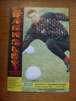 18/04/1992 Barnsley v Tranmere Rovers  (No Apparent Faults)