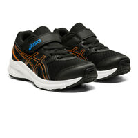 Asics Boys Jolt 3 PS Running Shoes Trainers Sneakers Black Sports