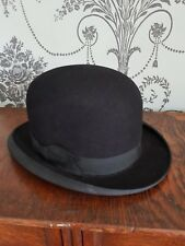 Antique Bowler Hat. Hepworths Leeds and London.Superb condition