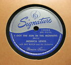 MONICA LEWIS Blue And Melancholy Mood / I Got The Sun In The Morning (713)