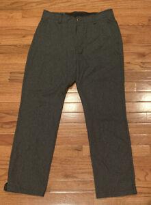 Under Armour Men's UA Showdown Vented Pants 1309549-002 32X30 32/30 NWT $85