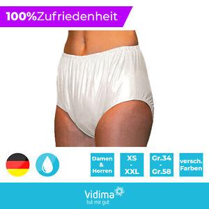 Suprima PVC Slip Schlupfform, Inkontinenzslip, verschiedene Größen & Farben 1205