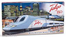 Tren Electrico Talgo 350 Super Circuito de 6,6 m Estacion y Personajes Pequetren