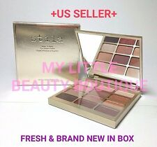 stila MATTE N METAL Eye Shadow Palette 12g / 0.42 oz Brand NEW in BOX