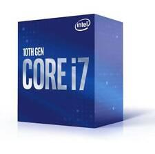 Intel Core i7-10700 8-Core Comet Lake Processor 2.9GHz 8.0GT/s 16MB LGA 1200