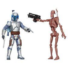 Star Wars Mission Series Geonosis Pack Jango Fett and Battle Droid