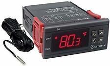New listing Ac 110V Digital Temperature Controller Incubator Thermostat Fahrenheit 10A