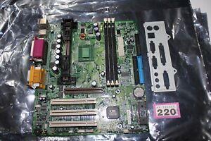 Intel Slot 1 Vintage Motherboard AGP Retro build DOS Windows 95 98 2000 ect