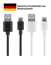 HighSpeed USB-C Ladekabel Datenkabel f. Handy Smartphone Mobiltelefon Ladegerät