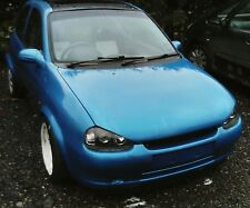 corsa b breaking bad boy bonnet banded steels bid bore buckets smoothed 16vquick