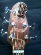 Blueberry Special Order Acoustic Bass Fierro Guitar 5 STRING  90 Day Delivery