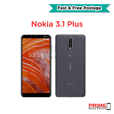 Nueva marca Nokia 3.1 Plus Color Carbón 3GB Ram 32GB Rom Desbloqueado Reino Unido
