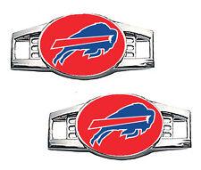 Buffalo Bills Shoe Charms / Pair of 2