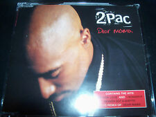 2pac / Tupac Dear Mama Rare EU 4 Track CD Single - Like New