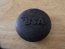 40-8010 BSA A7 A10 A50 A65 B40 C15 FUEL GAS TANK SHALLOW CENTRE RUBBER BADGE