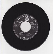 BARRIERE Alain Vinyle 45T LA MARIE JOCONDE -J'AURAIS VOULU-RCA VICTOR 46013 RARE