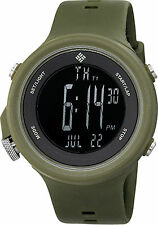 Columbia Ravenous Watch Mens Sports New in Box Hiking Running Green