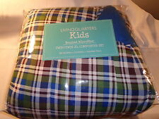 Living Quarters Kids Twin Comforter Set - Plaidtastic