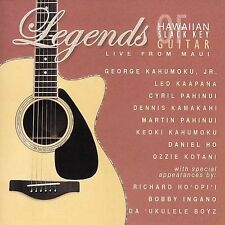 Legends of Hawaiian Slack Key Guitar - Live from Maui