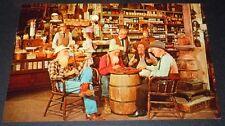 Vintage Postcard Knott's Berry Farm Checker Game