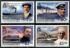South Georgia 2020 Shackleton's Unsung Heroes GS13 MNH**