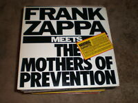 Frank Zappa LP Meets The Mothers Of Prevention