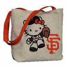 SAN FRANCISCO SF GIANTS HELLO KITTY TOTE BAG, SGA
