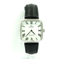 Vintage Classic OMEGA Geneve Cal 625 17 Jewel Swiss Made Lunette Watch 38 754590