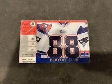 NFL-N.E.PATRIOTS V. TAMPA BAY BUCS -GAME A-8/20/2000-TOM BRADY 1ST@FOXBORO TICKT