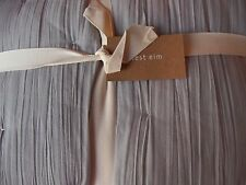 West Elm Stella quilt twin Platinum + 1 standard sham  New