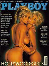 PLAYBOY 1995/10 [Oktober 95] *Tessa Wirtz* Nastassja Kinski*Brigitte Bardot* TOP