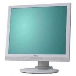 Fujitsu ScenicView A19-2A 48,3 cm (19 Zoll) LCD TFT Monitor 1280x1024 VGA Audio